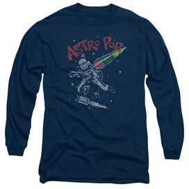 Astro Pop Space Joust Long Sleeve Adult T-Shirt