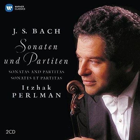 Itzhak Perlman - Bach JS: Complete Sonatas & Partitas