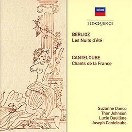 Lucie Daullene / Joseph Canteloube / Suzanne Danco - Chants De La France