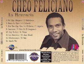 Cheo Feliciano - Herencia