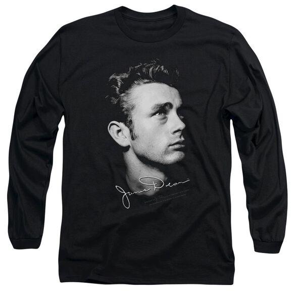 Dean Head Dean Long Sleeve Adult T-Shirt