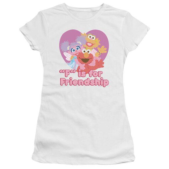Sesame Street Friendship Premium Bella Junior Sheer Jersey