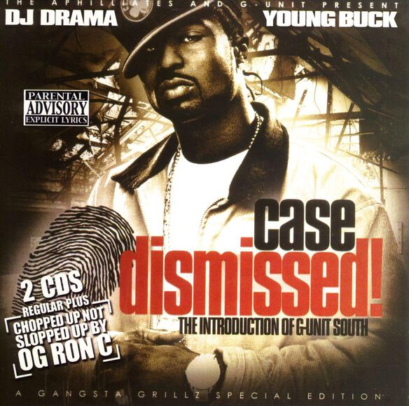 Case Dismissed (2 Cd's)806