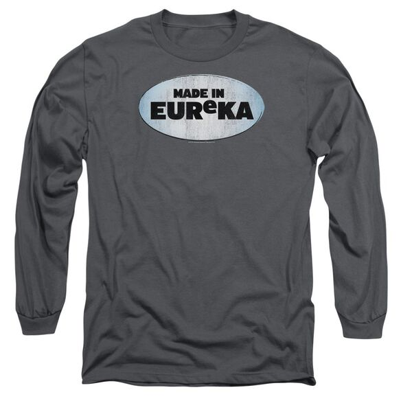Eureka Made In Eureka Long Sleeve Adult T-Shirt