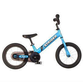 Strider - 14x 2-in-1 Balance to Pedal Bike Kit [Blue]