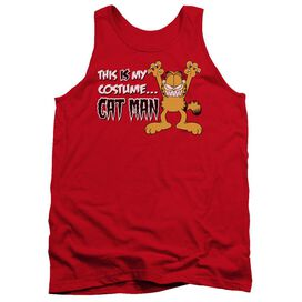 Garfield Cat Man Adult Tank