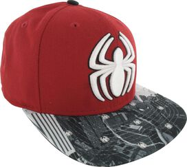 Spiderman Logo Tonal Glow in the Dark 9Fifty Hat