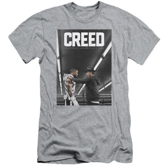 Creed Poster Short Sleeve Adult Athletic T-Shirt