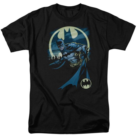 Batman Heed The Call Short Sleeve Adult T-Shirt