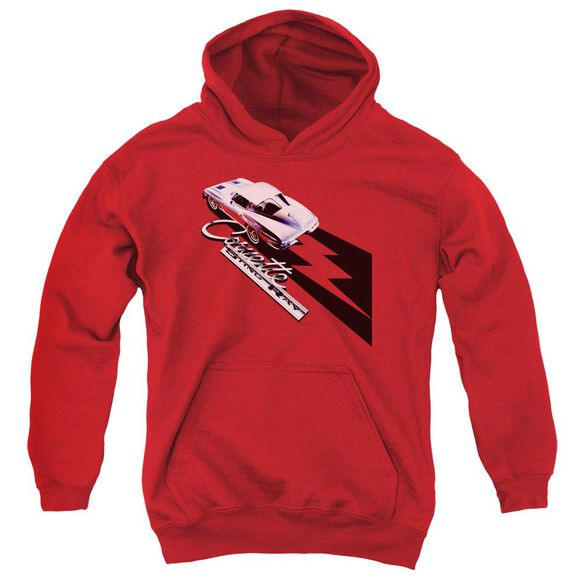 Chevrolet Split Window Sting Ray Youth Pull Over Hoodie