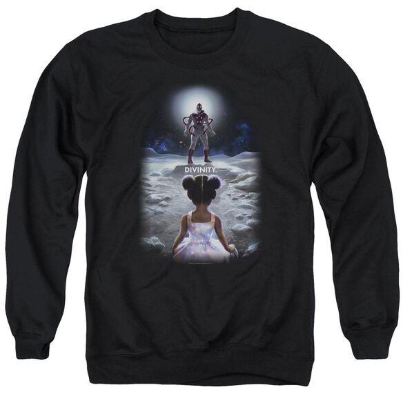 Valiant Divinity Child Adult Crewneck Sweatshirt