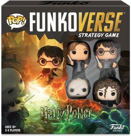 POP! Funkoverse: Harry Potter 100 Strategy Game [Base Set]