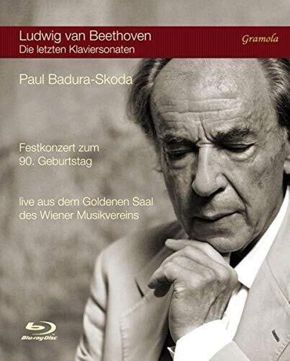 Beethoven/ Badura-Skoda - Celebrating His 90th Birthday
