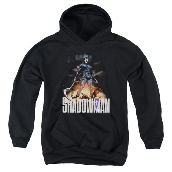 Shadowman Shadow Victory Youth Pull Over Hoodie