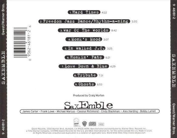Saxemble 596
