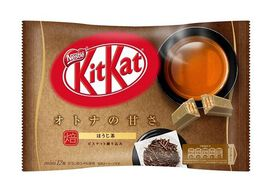 Kitkat - Mini Roasted Green Tea