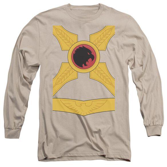 Jla Hawkman Long Sleeve Adult T-Shirt