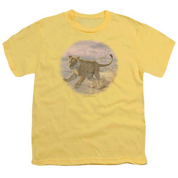 Wildlife Pandemonium Short Sleeve Youth T-Shirt