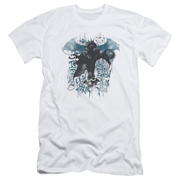 Batman Arkham Knight I Know Short Sleeve Adult T-Shirt