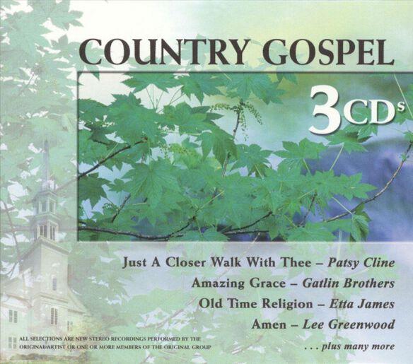 Country Gospel (3 Cd)