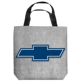 Chevrolet Simple Vintage Bowtie Tote