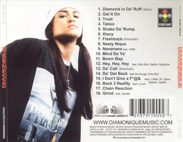 Diamond In Da Ruff 0304