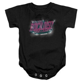 Zoolander Ridiculously Good Looking - Infant Snapsuit - Black - Lg