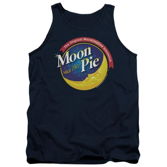 Moon Pie Current Logo Adult Tank