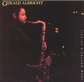 Gerald Albright - Live at Birdland West
