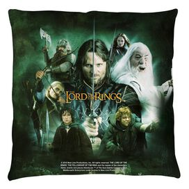 Lord Of The Rings Hero Group Throw