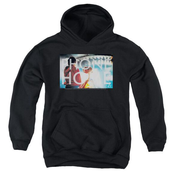 Et Knockout Youth Pull Over Hoodie