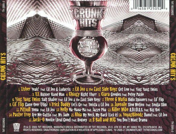 Crunk Hits 1105