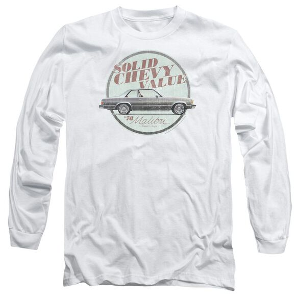 Chevrolet Do The Bu Long Sleeve Adult T-Shirt
