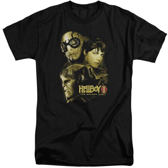 Hellboy Ii Ungodly Creatures Short Sleeve Adult Tall T-Shirt