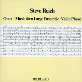 Steve Reich - Octet: Music for Large Ensemble