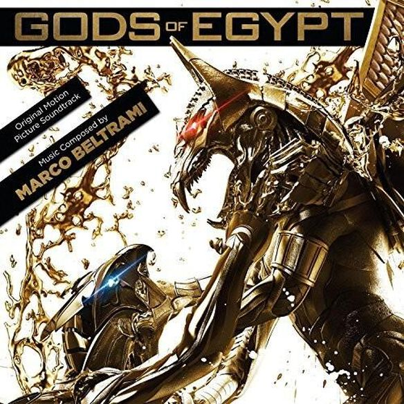Gods Of Egypt (Score) / O.S.T.