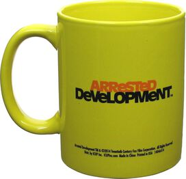Arrested Development Mr Manager Mug