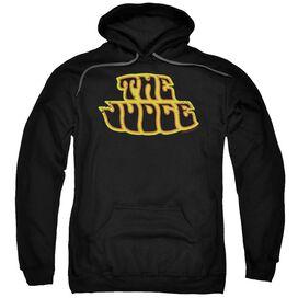 Pontiac Judge Logo Adult Pull Over Hoodie