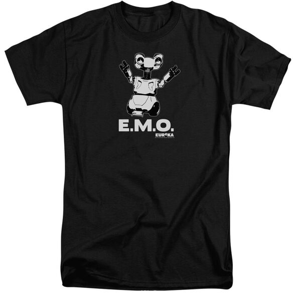 Eureka Emo Short Sleeve Adult Tall T-Shirt