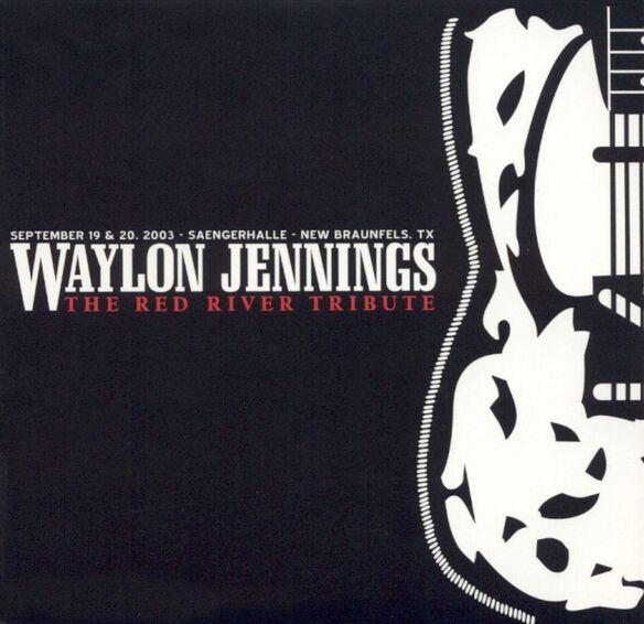 Waylon Jennings Red River