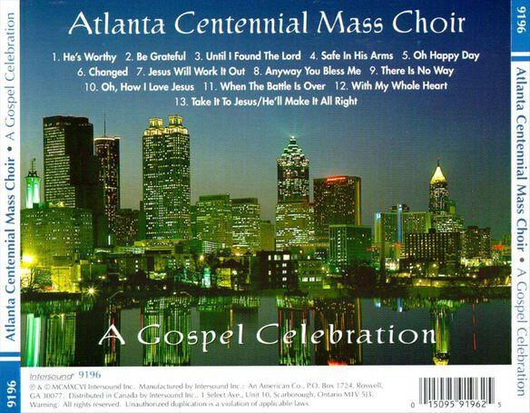 A Gospel Celebration 696