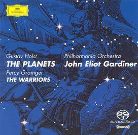 John Eliot Gardiner - Holst: The Planets; Grainger: The Warriors