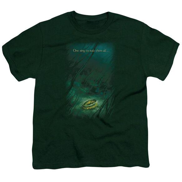 Lor Lost Ring Short Sleeve Youth Hunter T-Shirt