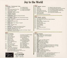 - Joy to the World [Box Set]