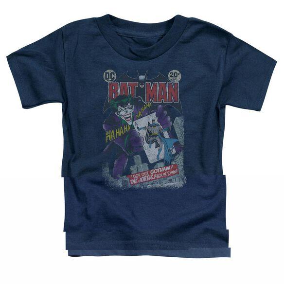 BATMAN #251 DISTRESSED-S/S T-Shirt
