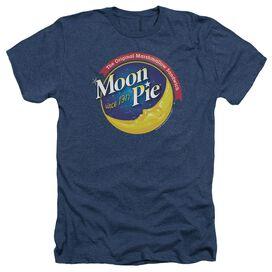 Moon Pie Current Logo Adult Heather