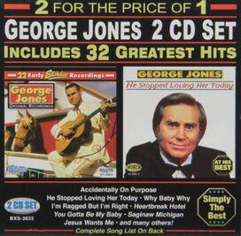 George Jones - 32 Greatest Hits