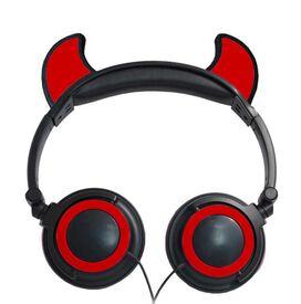 Devil LED Headphones