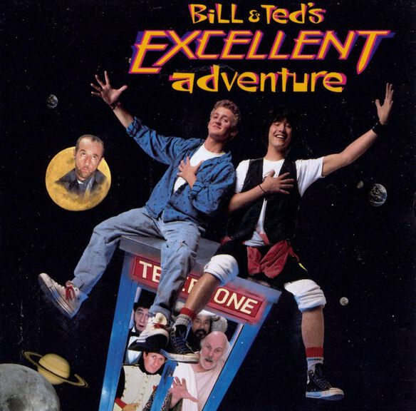 Original Soundtrack - Bill & Ted's Excellent Adventure