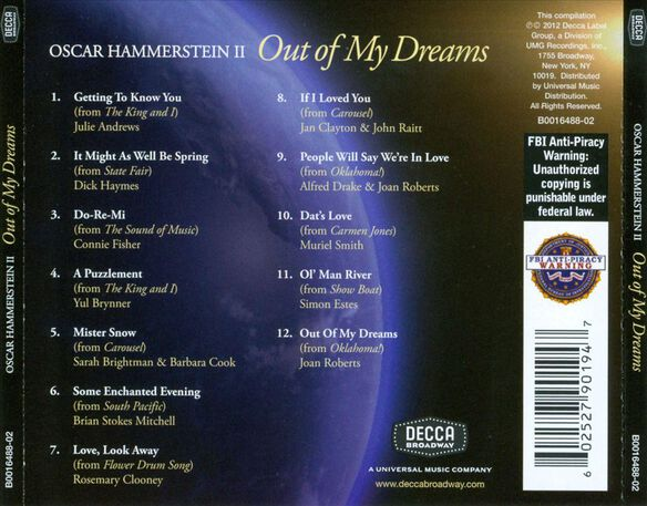 Out Of My Dreams 212